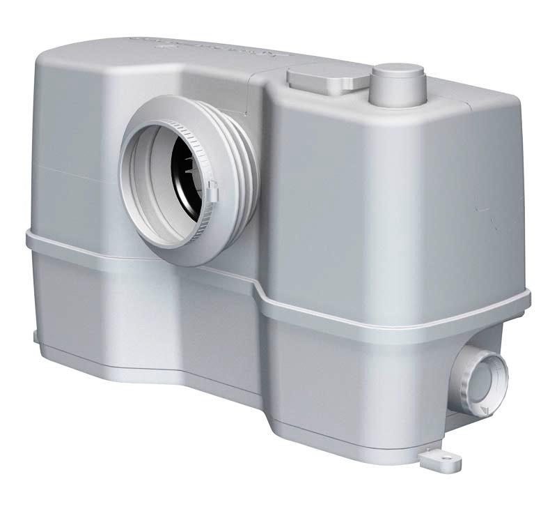 Macerator toilet waterproof canopy cover